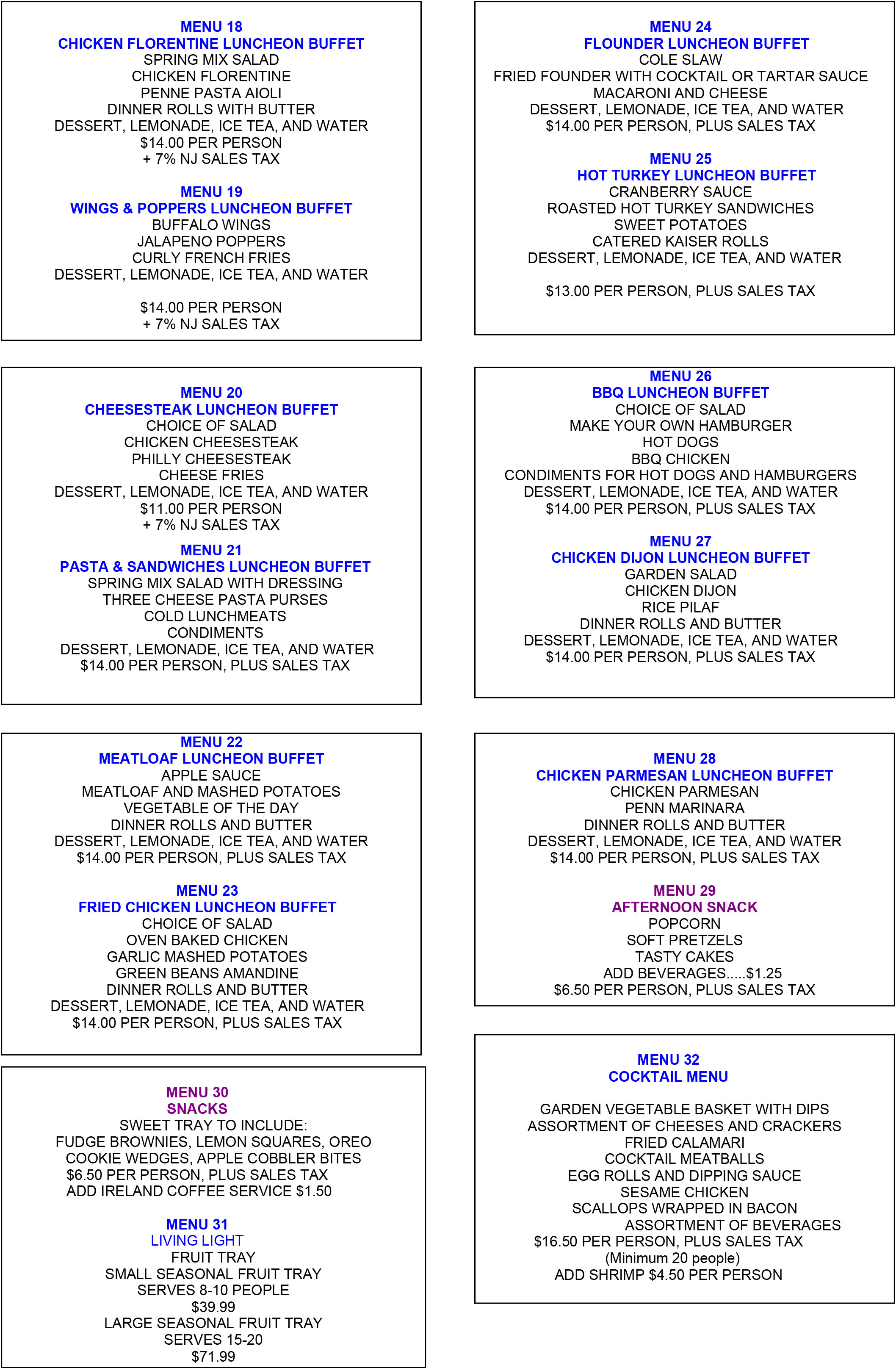 Catering-pricing-for-2014-2